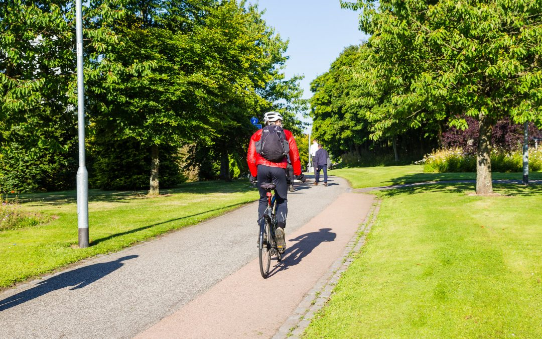 Travelknowhow Scotland – supporting active and sustainable travel for businesses and employees